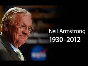 Neil Armstrong Dead at 82 - Reasons Why (Death Report ...
