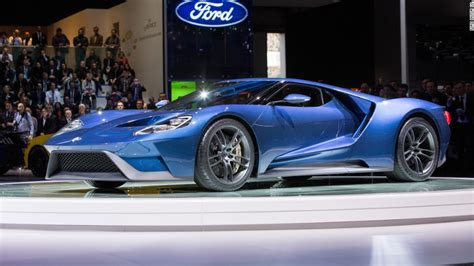0,000 Gt To Be Most Expensive Ford Ever
