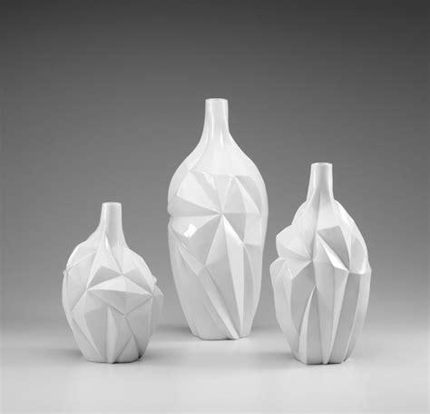 Large White Vase by Large Glacier White Resin Vase By Cyan Design
