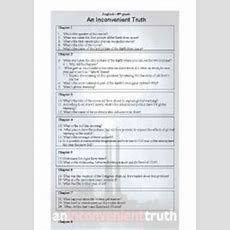 English Teaching Worksheets An Inconvenient Truth