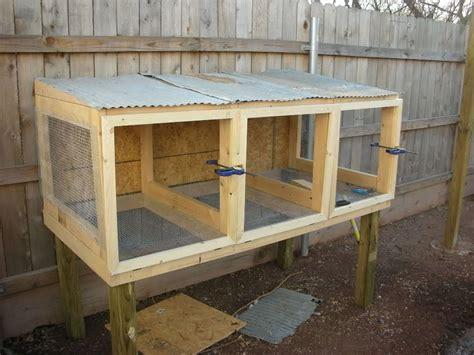 quail hutches quail cage plans quail cage plans image