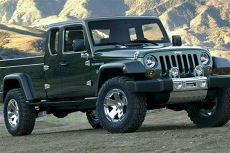 jeep wrangler pickup concept jeep wrangler pickup truck could be possibility for 2016