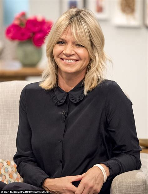 Zoe Ball shares tribute to late boyfriend Billy Yates ...