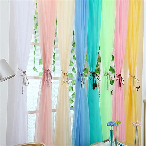 rideau fenetre rideau fen 234 tre fil porte voilage frange moustiquaire anti insecte maison d 233 cor ebay