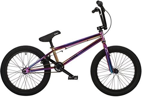 Framed Attack Pro Bmx Bike Slick Sz 20in
