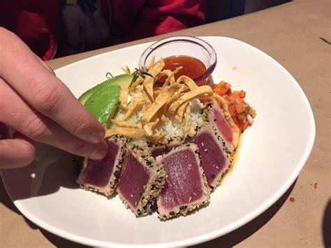 spicy ahi tuna bowl yelp