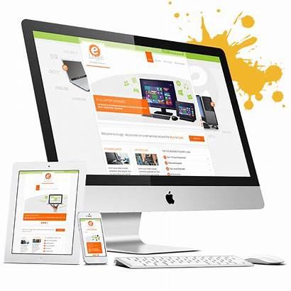 Computer Website Elogic
