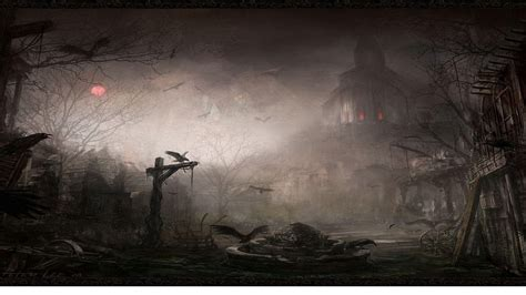 scary backgrounds wallpaper cave