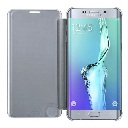 back original samsung s8 official samsung galaxy s6 edge plus clear view cover