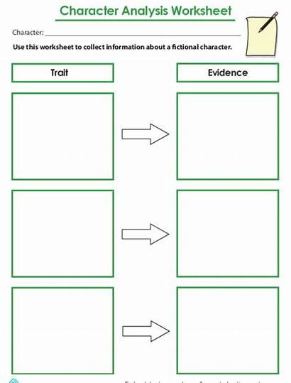 Character Analyze Lesson Shoes Plan Activity Tie