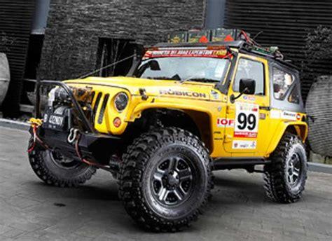 Modifikasi Jeep Wrangler by Modifikasi Jeep Wrangler Jk Rubicon 2009 The