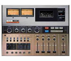 Teac A-860 - Manual - Stereo Cassette Deck