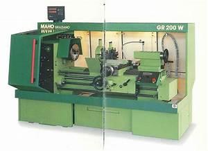 Maho Graziano Gr 100  U0026 200 W