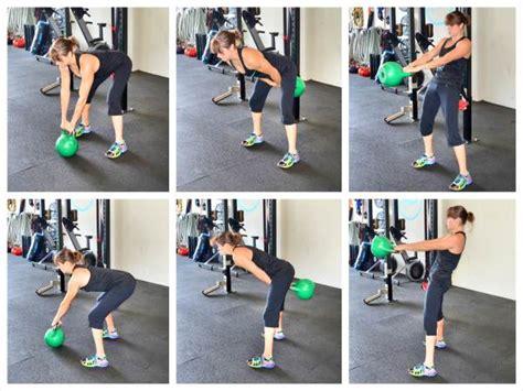 kettlebell swing glute bell exercise basic redefining strength redefiningstrength