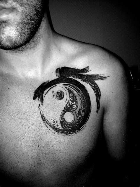 35 Eternal Yin Yang Tattoos - Page 2 of 4 - TattooMagz