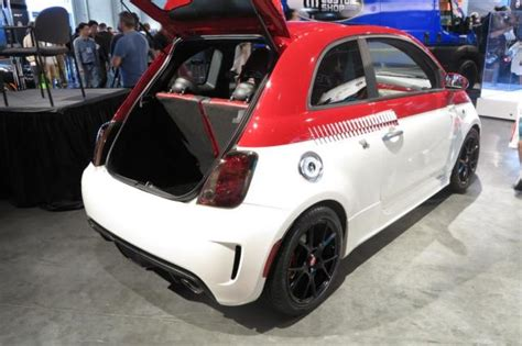Fiat Scorpion by Picture Other Fiat 500 Abarth Scorpion 2014 Sema Show