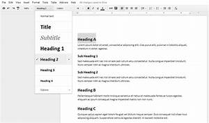 6 tips i love in google docs hi i39m sithu With google docs word table of contents
