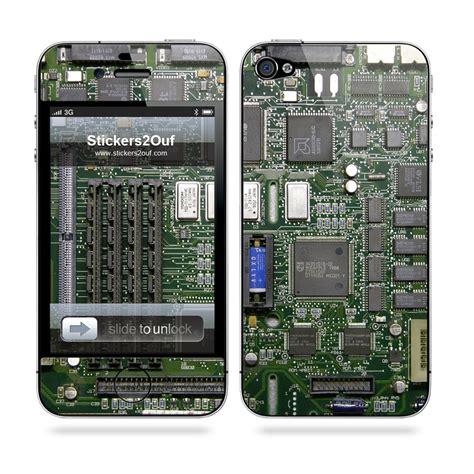 motherboard iphone   apple skin