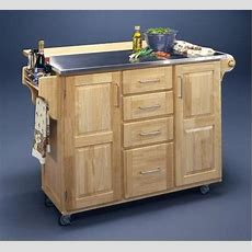 Movable Kitchen Islands  Casual Cottage