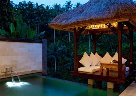 outdoor asian decor island inspired backyards bali