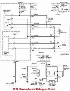1997 Honda Accord System Wiring Diagram  U2013 Circuit Wiring
