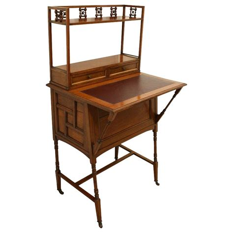 antique writing desks uk antique walnut writing desk antiques co uk