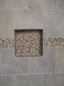Bathroom Shower Niche Ideas