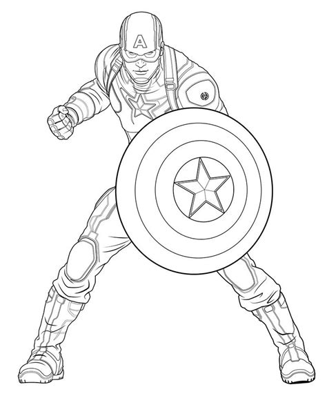 Kleurplaten Marvel by Coloring Pages Wolf Coloring Pages Coloring