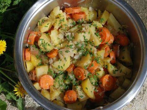 recettes de pomme de terre et carottes 21