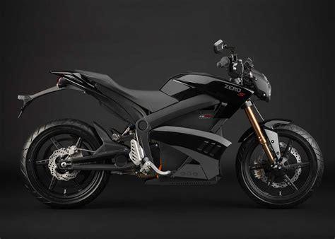 black motorbike 2013 zero s bike gets chademo charging autoevolution