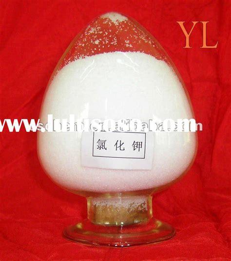 Potassium Chloride KCL