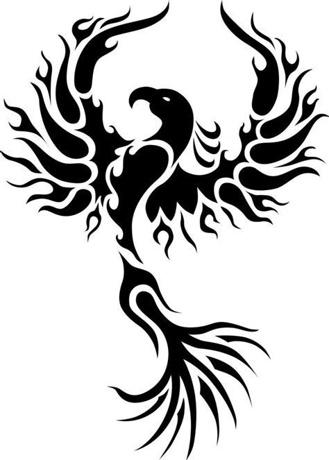 Rising Phoenix Tattoo | Phoenix tattoo design, Phoenix