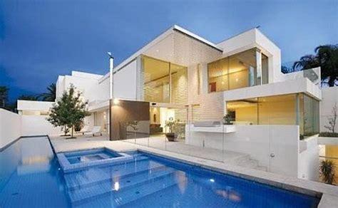 Traumhaus Modern Mit Pool by Traumh 228 User Luxus Immobilien Modernes Luxus Traumhaus