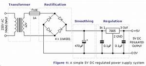 5v Power Supply Tutorial