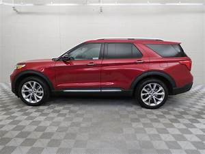 New 2021 Ford Explorer Platinum