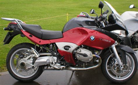 Bmw R1200st Photos, Informations, Articles