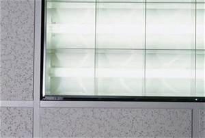 How to Replace Fluorescent Ceiling Lights