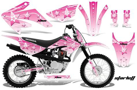 graphics for motocross bikes honda crf80 crf100 dirt bike decals 2011 2016 honda