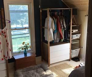 Ikea Ivar Hack : ikea hack using ivar for an open wardrobe system dan nix ~ Markanthonyermac.com Haus und Dekorationen