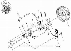 Robin  Subaru Ey14 Parts Diagram For Magneto Assembly