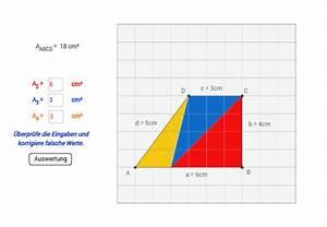 Dreiecksfläche Berechnen : dreiecksfl chen berechnen geogebra ~ Themetempest.com Abrechnung