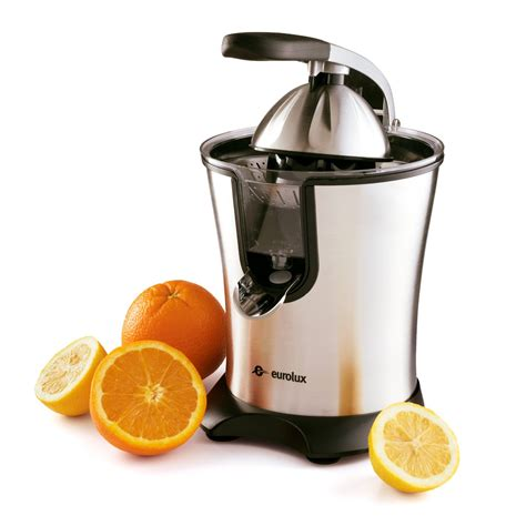 citrus juicer juicers steel stainless eurolux