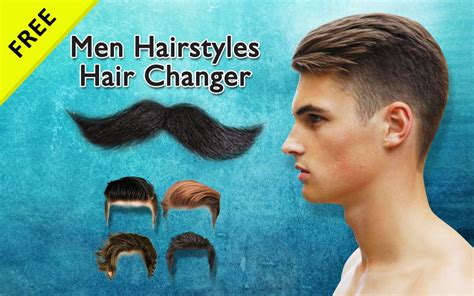 Try Hairstyles Online Male Free