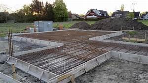 Bewehrung Bodenplatte Aufbau : fertige schalung f r bodenplattenerstellung projekt3 bau blog ~ Orissabook.com Haus und Dekorationen