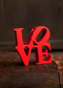 We Heart Philly  U2014 Red Love Ornament