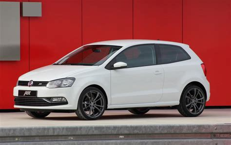 polo gti tuning abt develops potent vw polo gti tune to celebrate