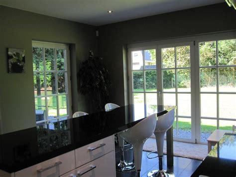 baie de cuisine baies vitrées cuisine photo 5 5 pour gaby et cookie