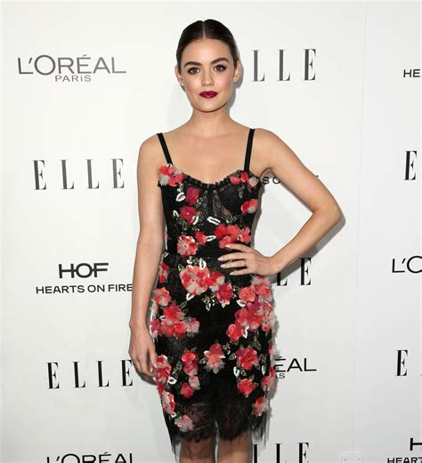 Lucy Hale Threatens Legal Action Over Stolen Topless Photos