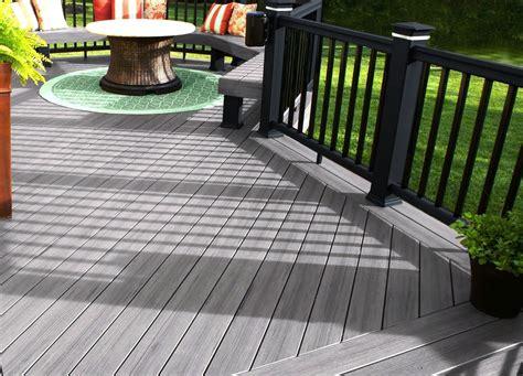 composite deck paint colors deck railing color ideas google search outdoor living