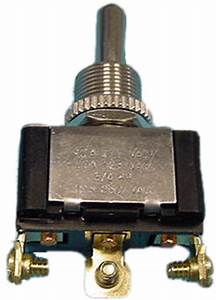 Painless Wiring 80512 Heavy Duty Toggle Switch On  Off  On